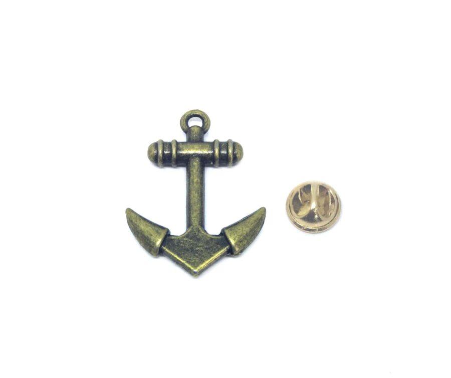 Bronze Anchor Pin
