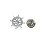 Nautical Lapel Pin