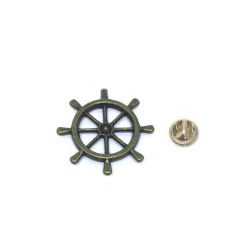 Bronze Nautical Anchor Pin