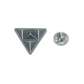 Triangle Lapel Pin