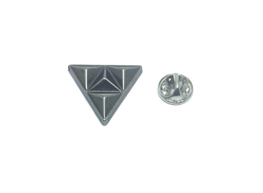 Triangle Lapel Pin