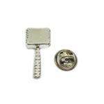 Thor Hammer Lapel Pin