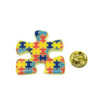Autism Brooch Pin