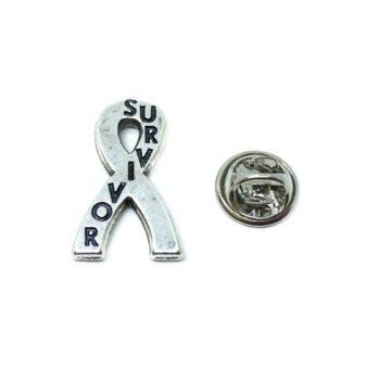 Survivor Awareness Pin
