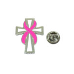 Cross Awareness Lapel Pin