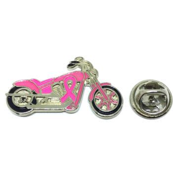 Biker Awareness Lapel Pin