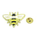 """""""SAVE THE BEES"""" Lapel Pin"""