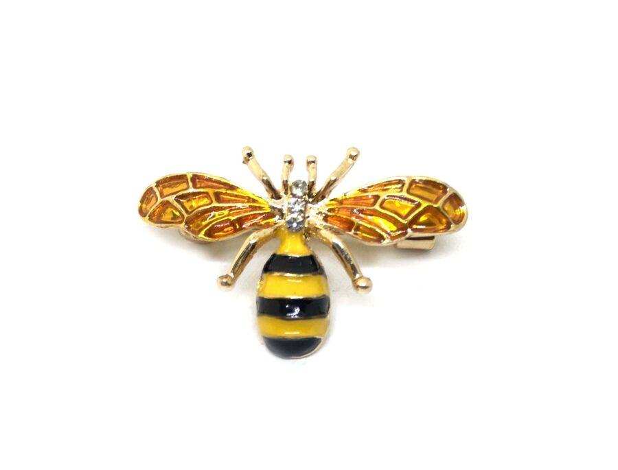 Bee Brooch Pin