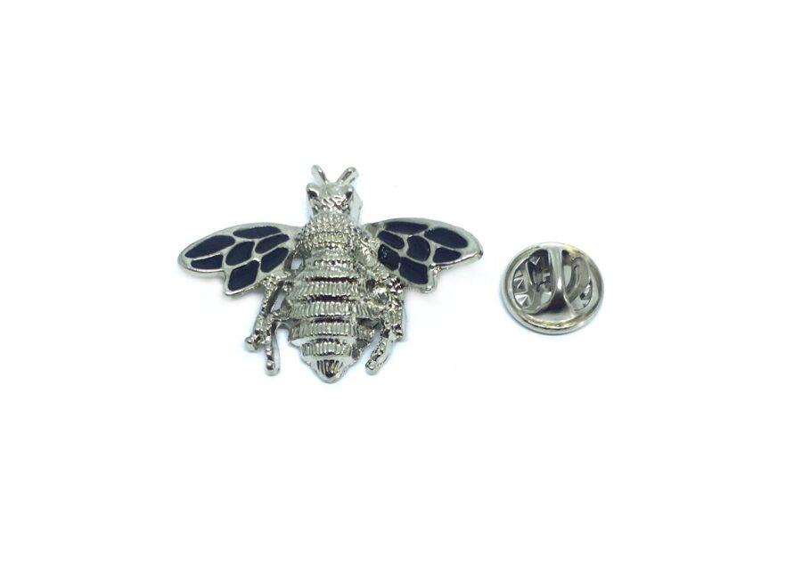 Enamel Bee Lapel Pin