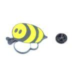 Enamel Bee Pin