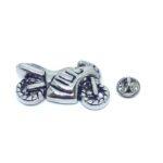 Biker Lapel Pin