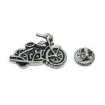 Motorcycle Biker Lapel Pin