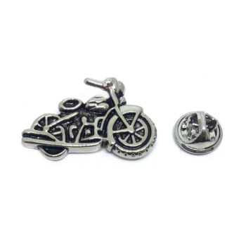Motorcycle Biker Lapel Pin