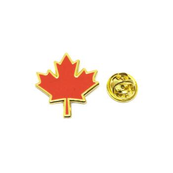 Canada Leaf Lapel Pin