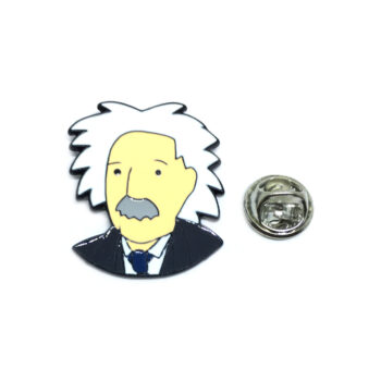 The Scientist Einstein Lapel Pin