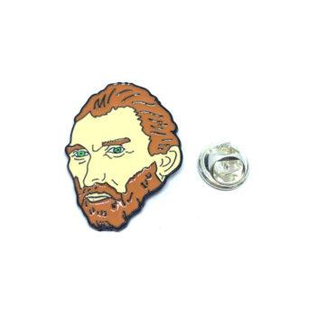 Van Gogh Lapel Pin