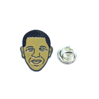 Barack Obama Lapel Pin