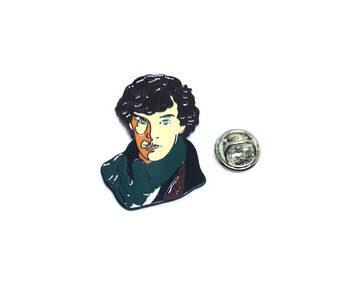 Actor Benedict Cumberbatch Lapel Pin