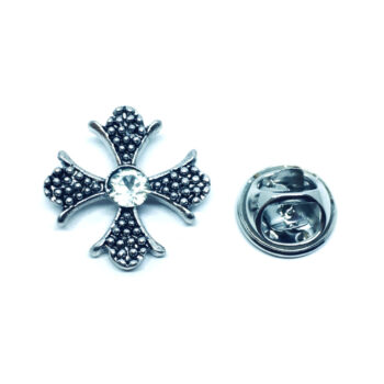 Antique Cross Pin