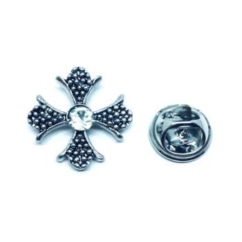 Antique Cross Pin