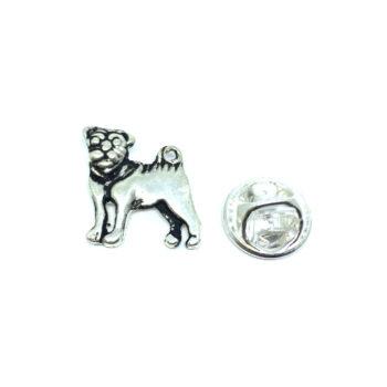 Antique Dog Lapel Pin