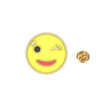 Enamel Emoji Pins