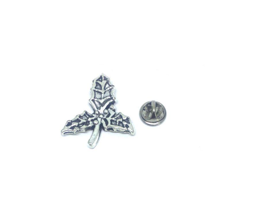 Tiny Leaf Lapel Pin