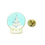 Gold plated Lighthouse Lapel Pin
