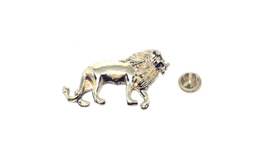 Lion Lapel Pin