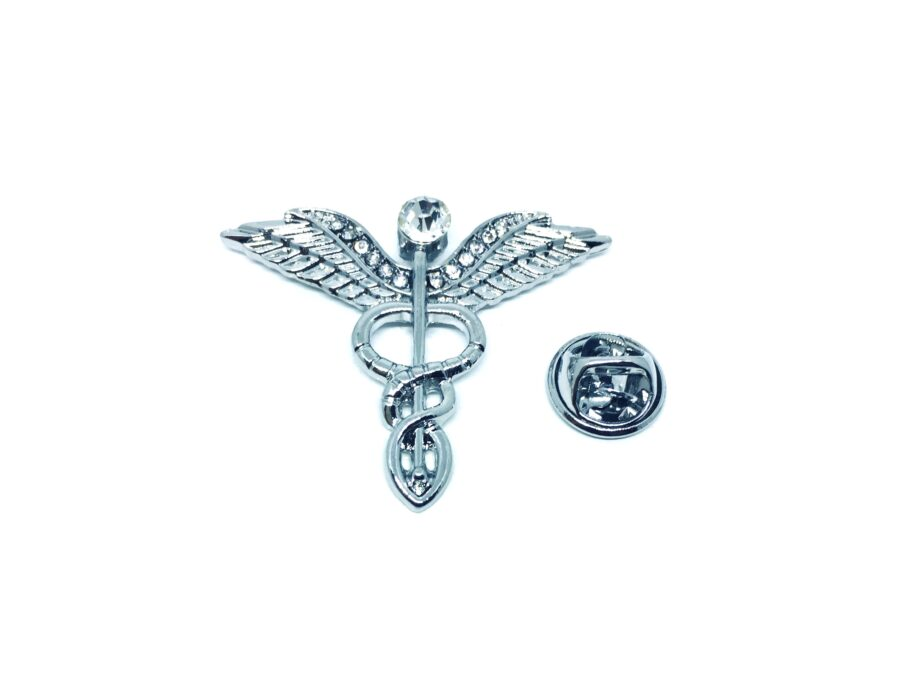 Silver plated Medical Pin