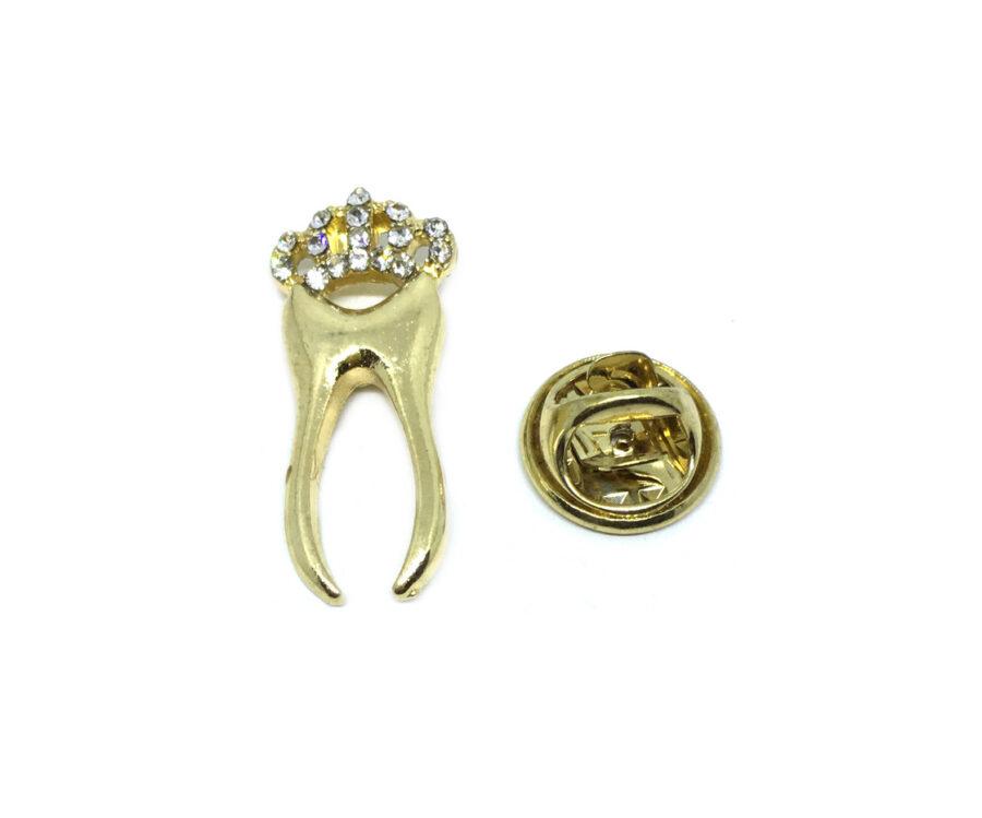 Teeth Medical Lapel Pin