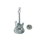 Guitar Lapel Pin
