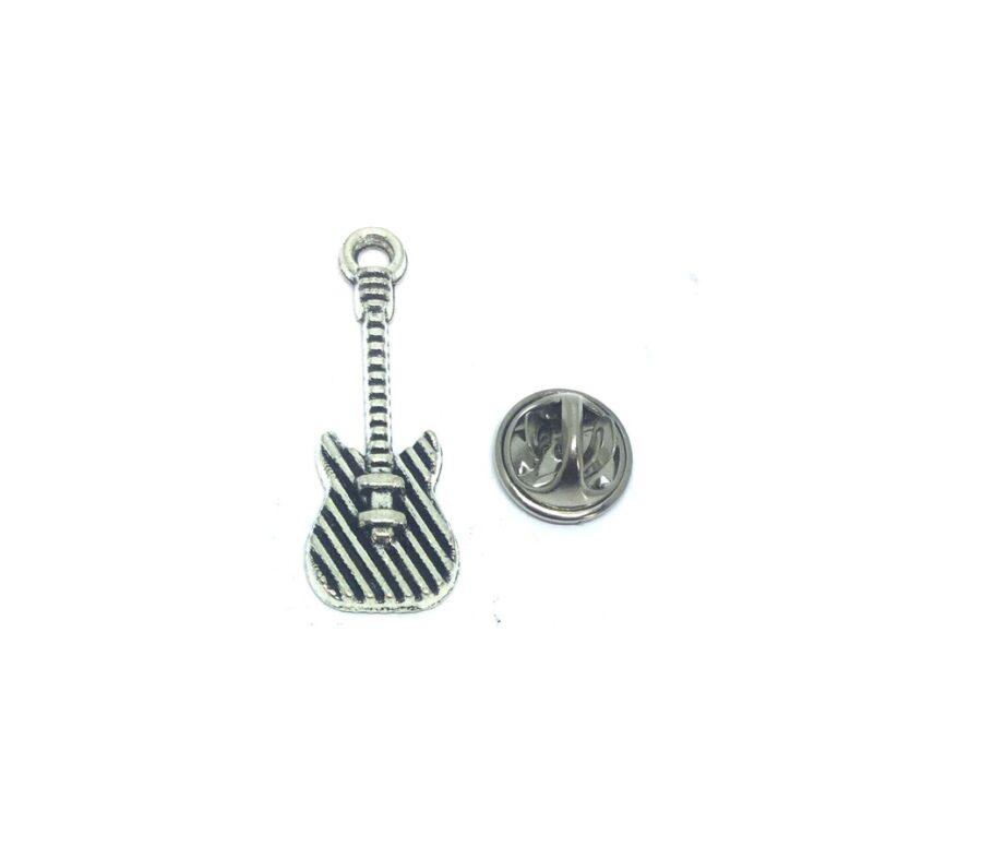Oxidize Guitar Music Lapel Pin