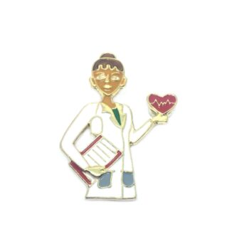 Professional Nurse Lapel Pin