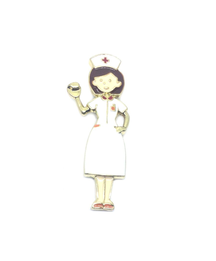 Nurse Lapel Pin