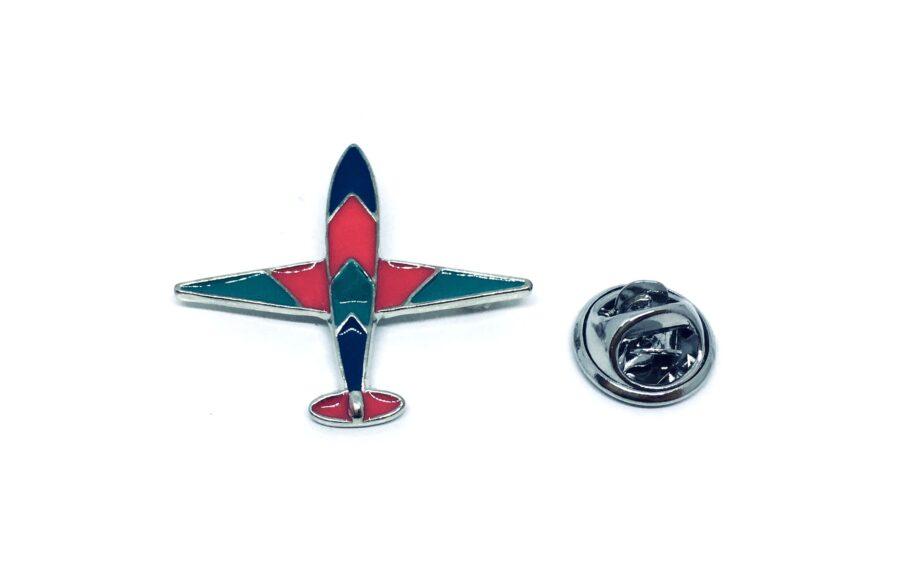 Airplane Enamel Pin