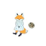 Fox Lapel Pin