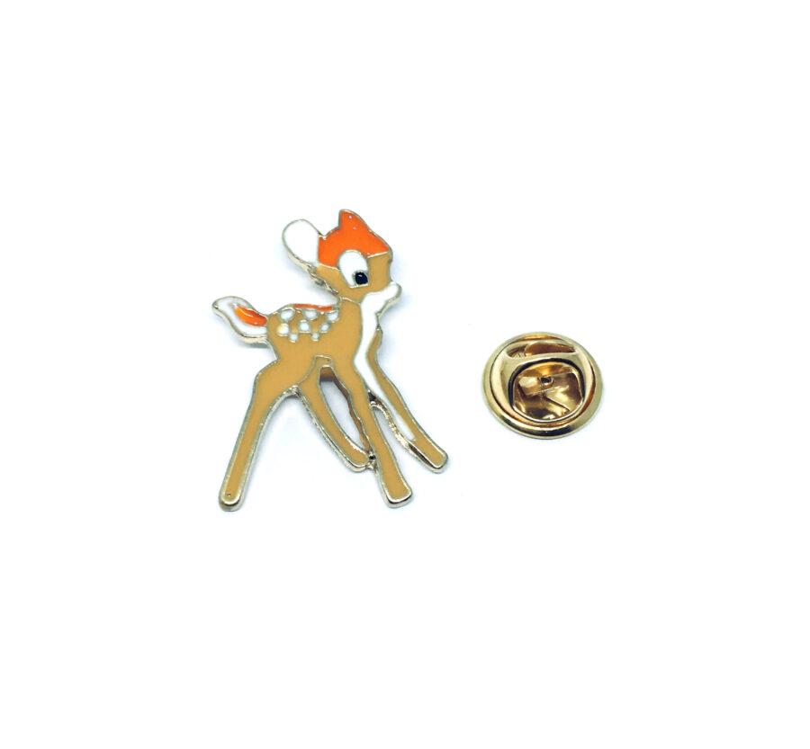 Deer Enamel Pin