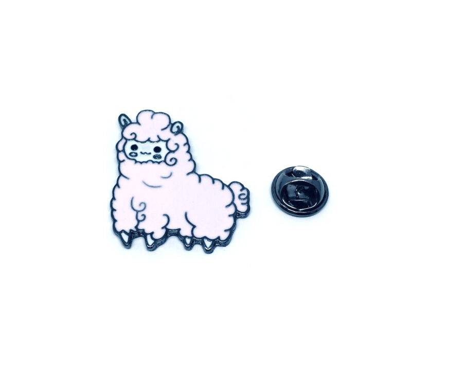 Sheep Lapel Pin