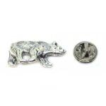 Bear Animal Lapel Pin