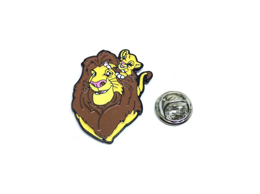 The Lion King Lapel Pin