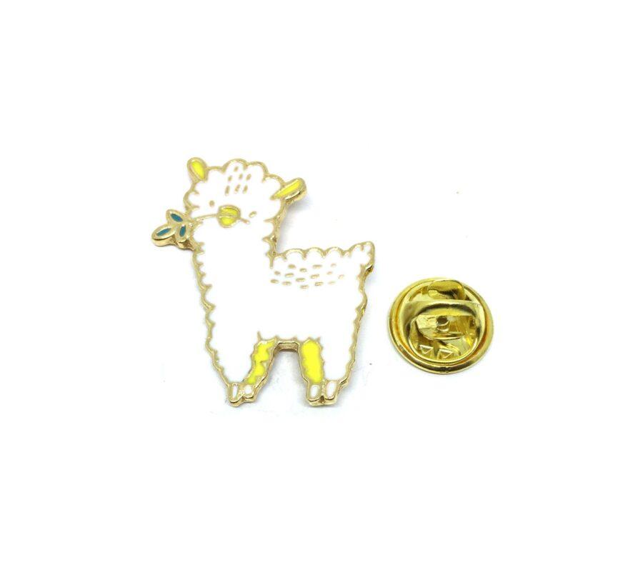Goat Lapel Pin