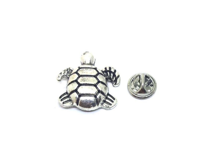 Turtle Lapel Pin