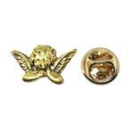 Tiny Angel Wing Lapel Pin