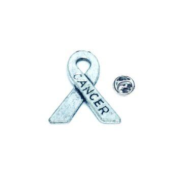 Silver plated Awareness Pin