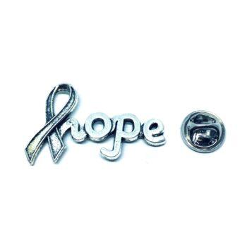 Hope Awareness Lapel Pin