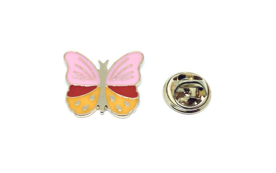Butterfly Enamel Lapel Pin