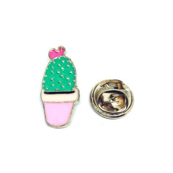 Cactus Brooch Pin