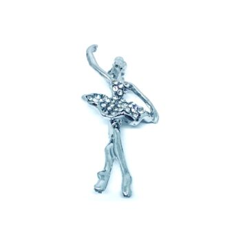 Dance Brooch Pin