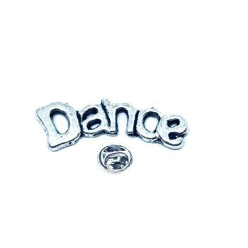 Dance Lapel Pin